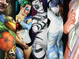 Glimpses of Body Art by JuliaArts